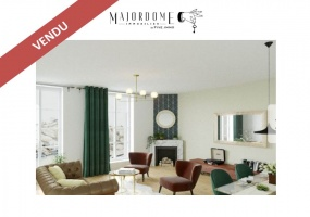 2 Bedrooms Bedrooms, ,Appartement,À vendre,1111