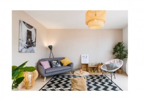 3 Bedrooms Bedrooms, ,1 la Salle de bainBathrooms,Appartement,À vendre,1143
