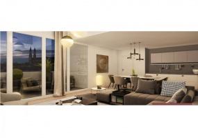 2 Bedrooms Bedrooms, ,Appartement,À vendre,1166