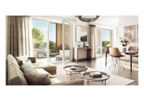 4 Bedrooms Bedrooms, ,1 la Salle de bainBathrooms,Appartement,À vendre,1169