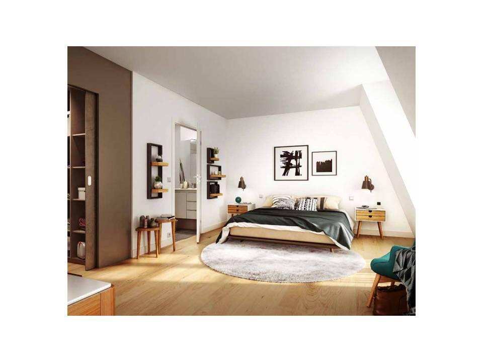 2 Bedrooms Bedrooms, ,Appartement,À vendre,1206