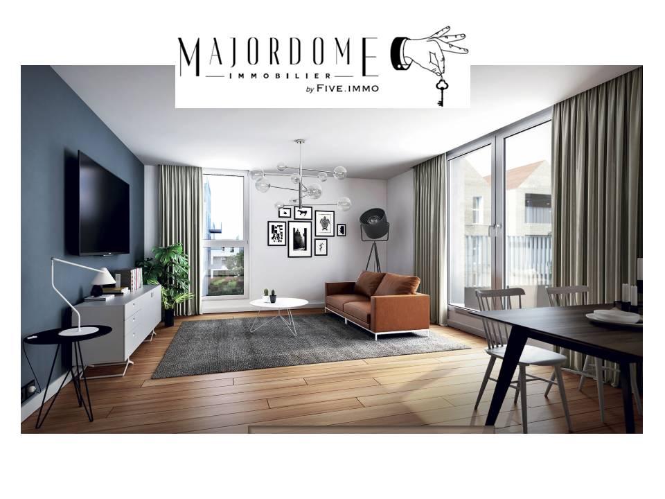 1 chambre Bedrooms, ,Appartement,À vendre,1034